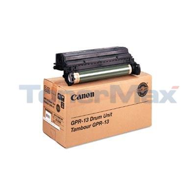 CANON GPR-13 DRUM BLACK